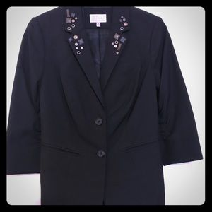 (Selling as a Set) Embellished Blazer AND Dress